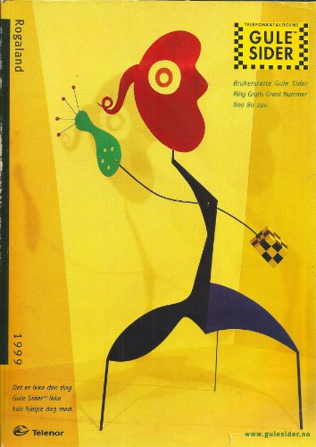 gule-sider-rogaland-1999-norwegian-yellow-pages-telephone-directory-for-rogaland