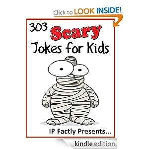 303 Scary Jokes for Kids: A Joke Book 3-Pack (Alien, Monster and Halloween Joke Books for Kids)
