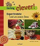 Richtig clever: Experimente rund um unsere Sinne - Ulrich Velte, Ruth Gellersen