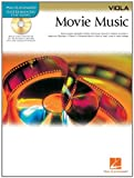 Various INSTRUMENTAL PLAY-ALONG MOVIE MUSIC (VIOLA) VLA BOOK/CD (Hal Leonard Instrumental Play-Along)