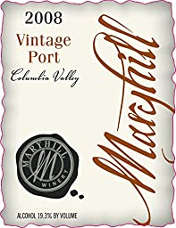 2008 Maryhill Winery Port 580 mL