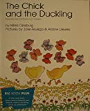 The Chick and the Duckling by Mirra Ginsburg Houghton Mifflin Reading Grade 1 Big Book Plus Series (0395731313) by Mirra Ginsburg