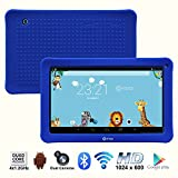 Contixo Kids 10.1 Inch Quad Core Android 4.4 Kitkat Multi-Touch Screen Tablet PC, HD Display 1024x600, 1GB RAM, 16GB Nand Flash, Dual Camera, Wi-Fi, Bluetooth 4.0, Google Play Pre-installed, 3D Game Supported (Dark Blue) Review