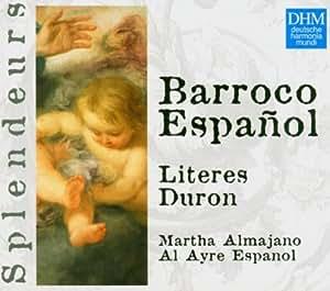 Barroco Espanol (Al Ayre Espanol, Almajano)