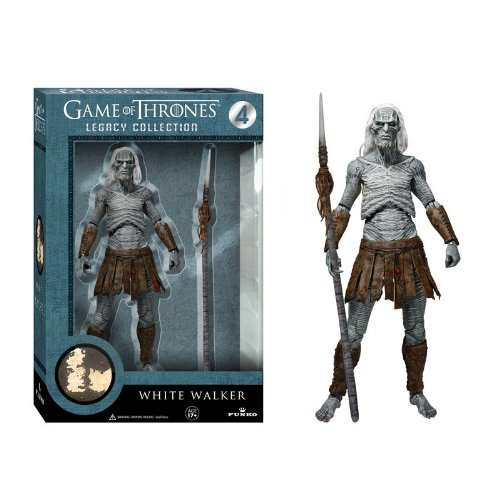 Funko Legacy Action: GOT – White Walker Action Figure