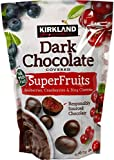 Kirkland Signature Dark Chocolate Super Fruits 32 Ounce Bag