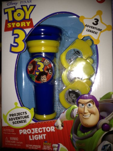 Disney Pixar Toy Story 3 Projector Light by Imperial