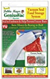 Debbie Meyers Resource Partner DMGV3QB GenuisVac Vacuum Seal Food Storage Syste