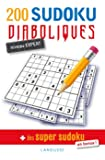 200 Sudoku diaboliques !