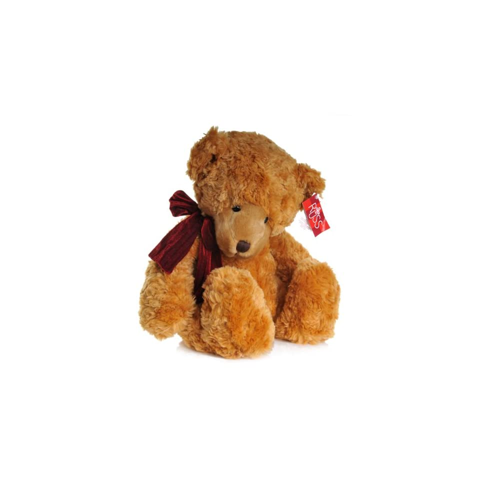 Russ Bean filled Honey Bear 19 inch [Toy]