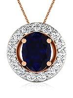 Diamant Vendome Conjunto de cadena y colgante Oro Rosa