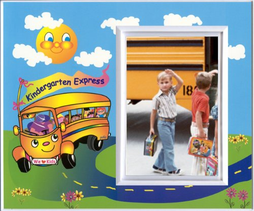 Kindergarten Express - Back to School Picture Frame Gift