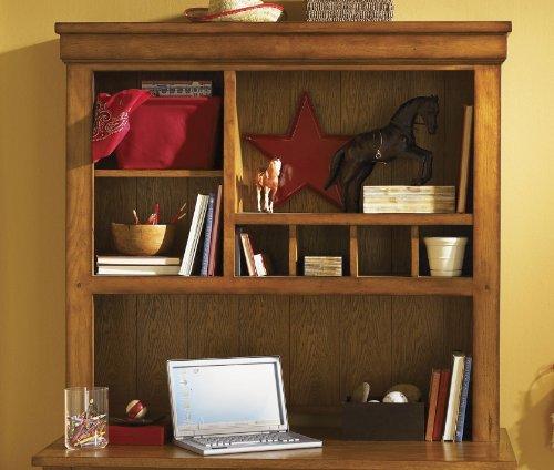 Grandpas Cabin Youth Student Desk Hutch front-1069490
