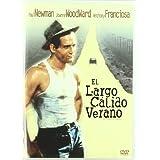 El Largo Y Calido Verano (P.Newman) [DVD]