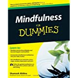 Mindfulness For Dummies (Book + CD)by Shamash Alidina