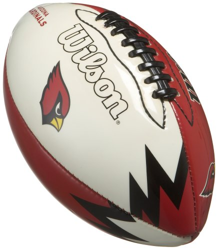 Wilson NFL Arizona Cardinals Junior Size Football
