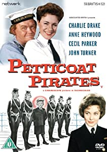 Petticoat Pirates [DVD]