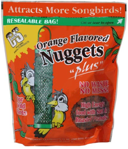 Image of C & S Products Orange Flavored Nuggets, 6-Piece