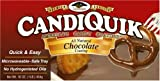 Log House Chocolate Candiquik 16-Ounce Package