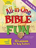 Heroes of the Bible: Elementary: 13 Lessons for Busy Teachers (All in One Bible Fun)