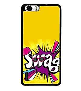Vizagbeats swag Back Case Cover for HUAWEI HONOR 6 PLUS