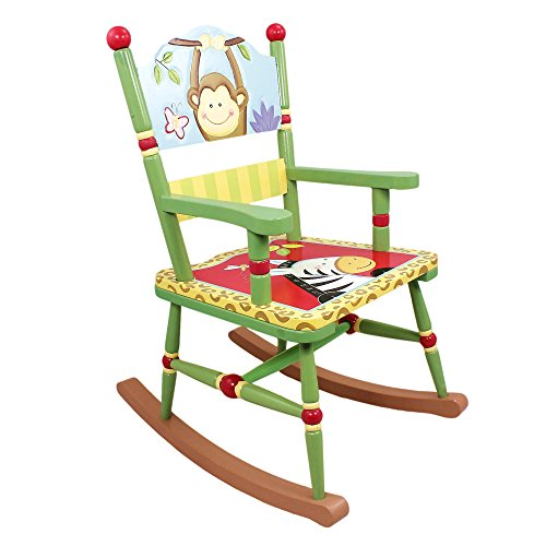 Fantasy-Fields-Sunny-Safari-Animals-Thematic-Kids-Wooden-Rocking-Chair-Imagination-Inspiring-Hand-Crafted-Hand-Painted-Details-Non-Toxic-Lead-Free-Water-based-Paint