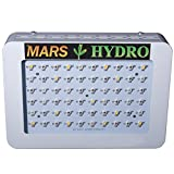 MarsHydro 180W 300W 600W LED Grow Light For Indoor Plant Growth And Flowering Spectrum (300W)