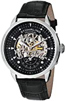 "Stuhrling Original Men's 133.33151 ""Symphony Aristocrat"" Executive Automatic Skeleton Watch from Stuhrling Original"