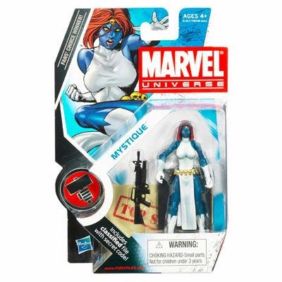 Marvel Universe 3 3/4 Inch Series 10 Action Figure Mystique