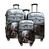 Kemyer 3 Piece Luggage Set Venice