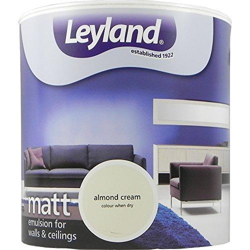 leyland-paint-water-based-interior-vinyl-matt-emulsion-cream-fudge-25-litre