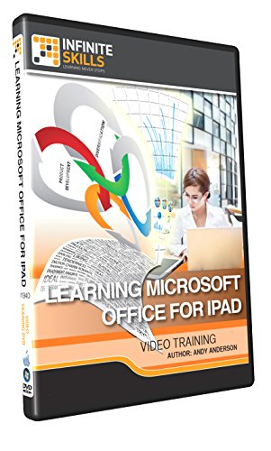 Learning Microsoft Office For Ipad - Training Dvd