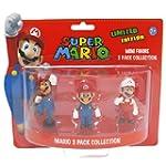Nintendo Super Mario Mini Figure Pack...