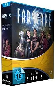 Farscape - Verschollen im All - Staffel 3 [Blu-ray]