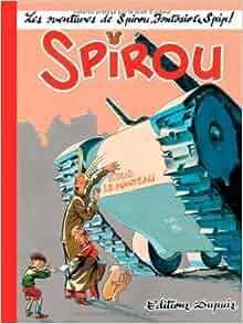 Spirou sous le manteau - tome 1 - Spirou sous le manteau