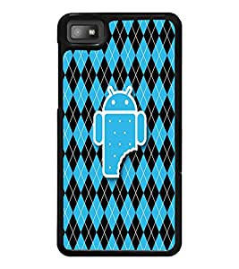 PrintDhaba Android D-5606 Back Case Cover for BLACKBERRY Z10 (Multi-Coloured)