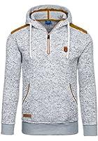 BOLF - Pull - Tricot - Sweatshirt á capuche - T&C STAR 1557 - Homme