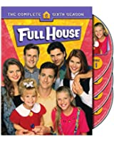 Full House: Complete Sixth Season [DVD] [Region 1] [US Import] [NTSC]