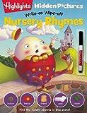 Nursery Rhymes (Write-on Wipe-off Hidden Pictures)