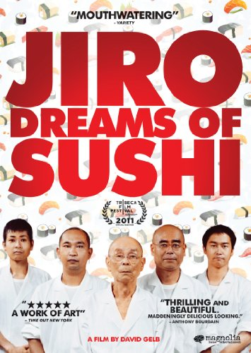 Jiro Dreams of Sushi [DVD] [Import]