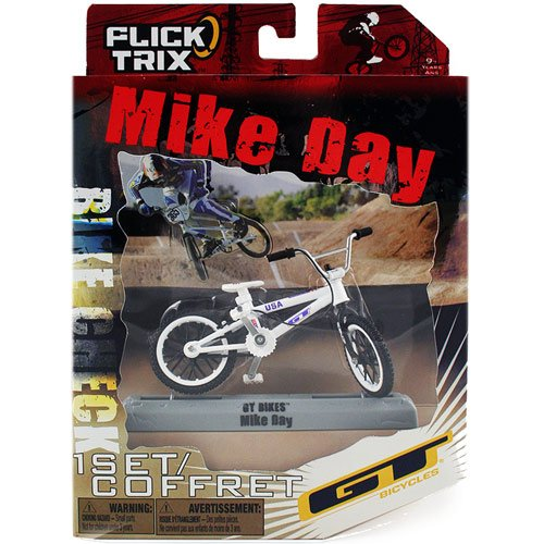 Flick Trix Mike Day Bike Check [GT Bicycles] - 1