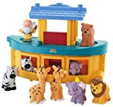 Fisher-Price Little People Noah's Ark Toy/Game/Play Child/Kid/Children