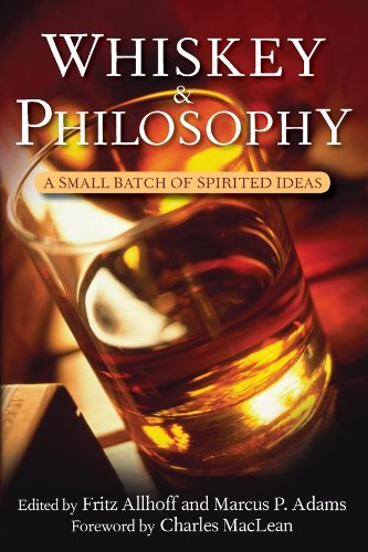 Whiskey And Philosophy: A Small Batch Of Spirited Ideas front-500275