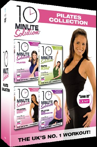 10 Minute Solution - The Pilates Collection [DVD]