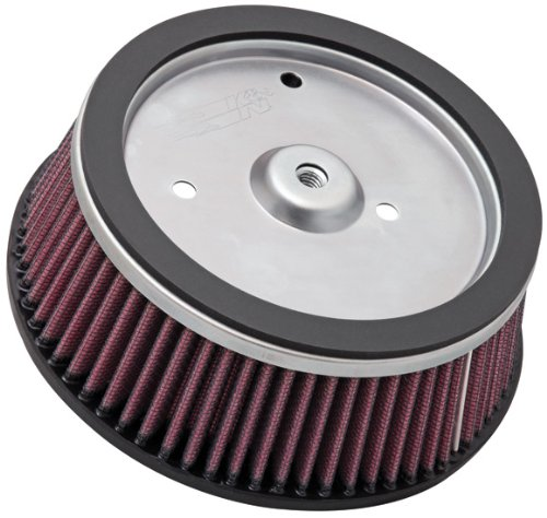 K&N Hd-0800 Harley Davidson High Performance Replacement Air Filter front-593771