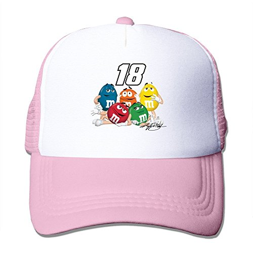 xcarmen-black-gold-front-runner-kyle-busch-checkered-flag-snapback-style-pink