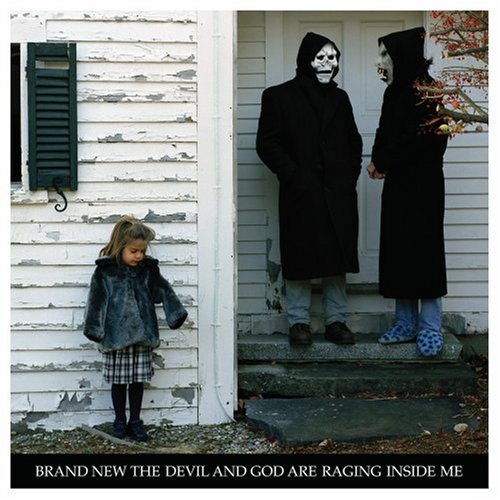 Original album cover of The Devil And God Are Raging Inside Me by Brand New