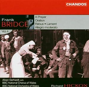 Frank Bridge: Orchestral Works, Vol. 4