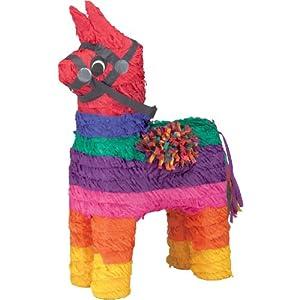 Rainbow Donkey Pinata by YA OTTA PINATA