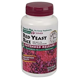 Amazon.com: Nature's Plus - Extended Release Red Yeast
